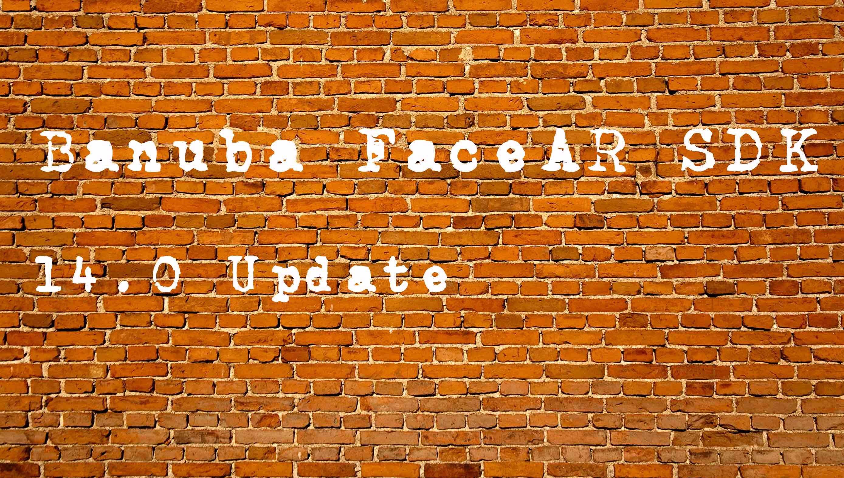 banuba face ar sdk release notes