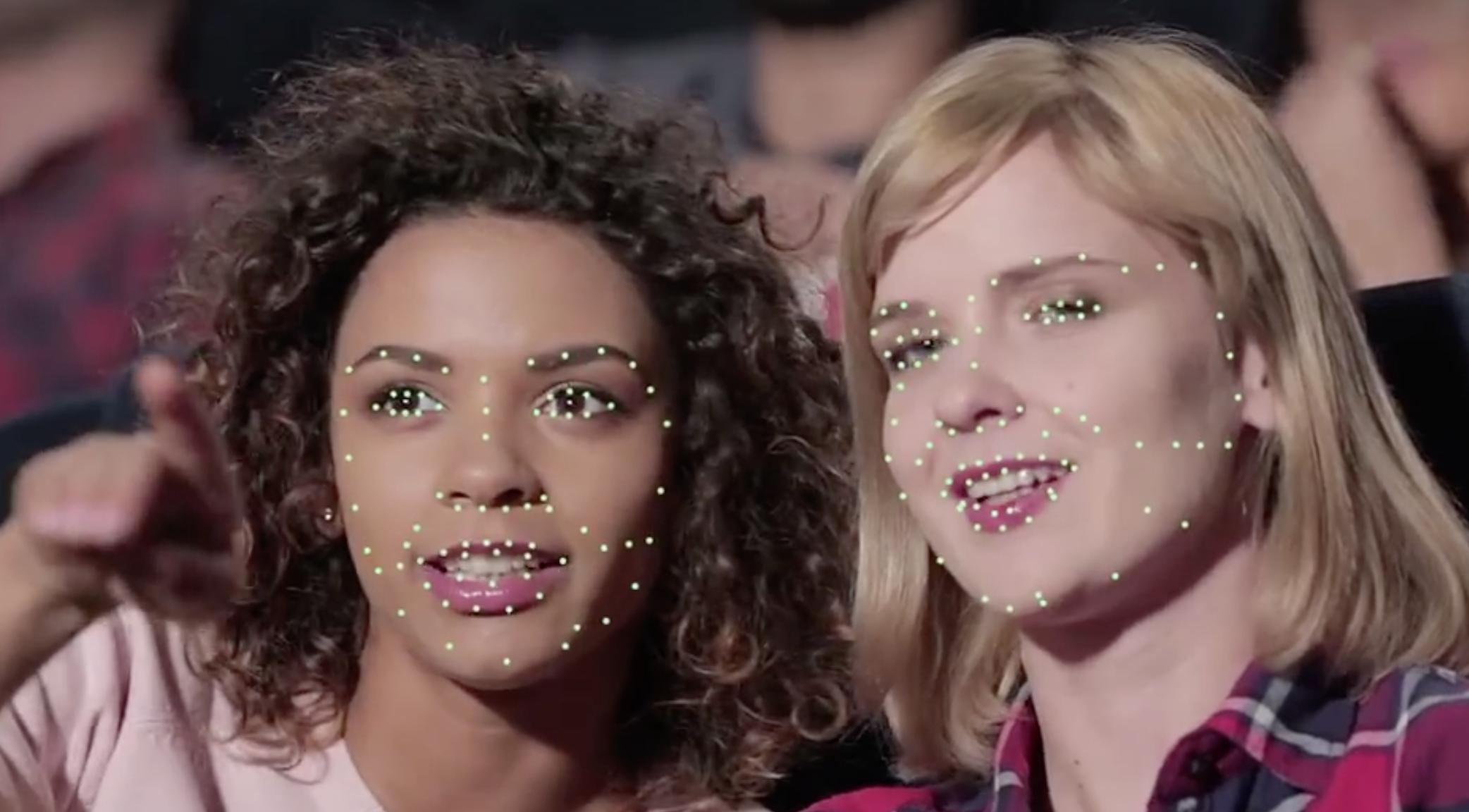 Banuba face tracking software preview