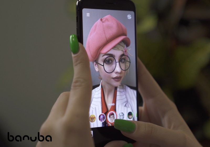 augmented reality face filters banuba preview
