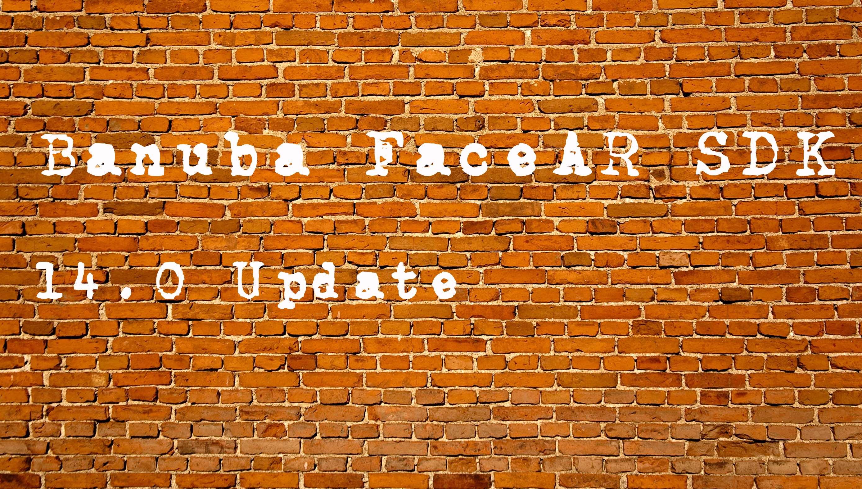 banuba face ar sdk update